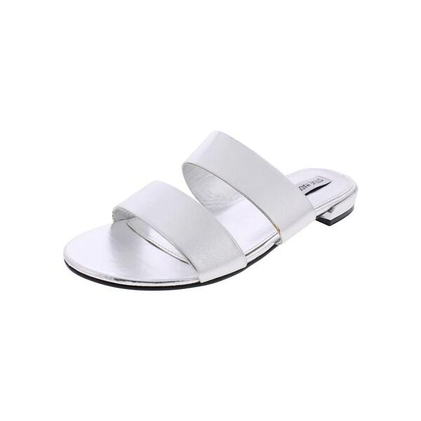 Steve Madden Womens Cardona Dress Sandals Open Toe Double Strap