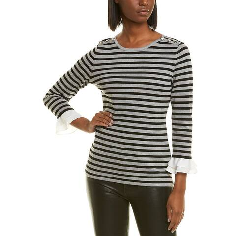 Karl Lagerfeld Stripe Sweater