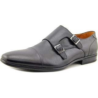 Aldo Frecia Men Cap Toe Leather Black Loafer