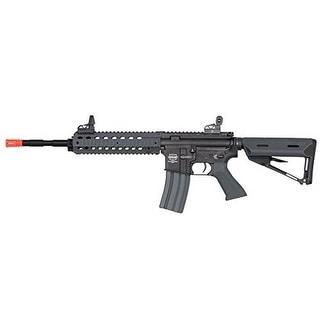 Valken Unisex Battle Machine Aeg V2.0 Mod Rifle, Black/Grey, L - Black/Grey
