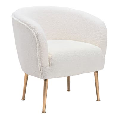 Sherpa Accent Chair