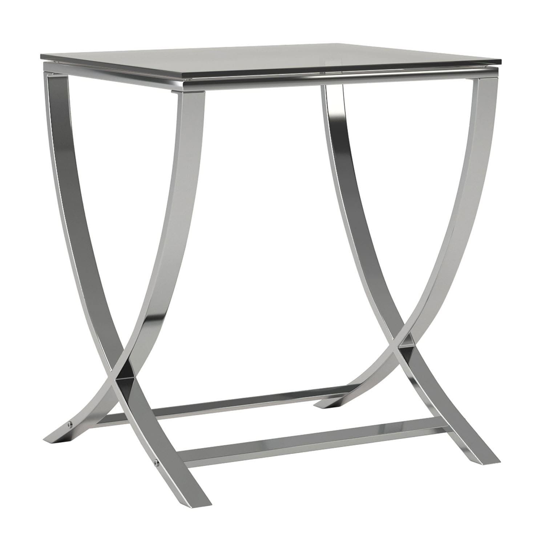 - Shop Ryan Rove Vivien Living Room Coffee Sofa Table, Glass Small