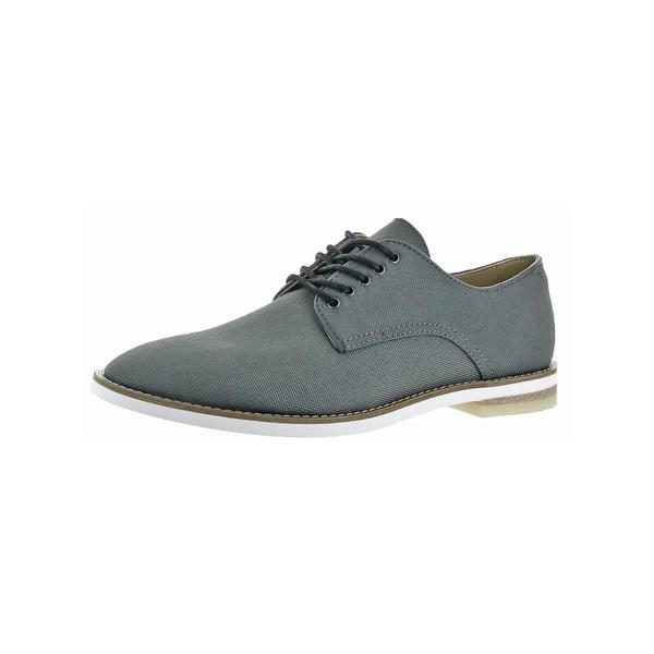 Calvin Klein Mens Atlee Derby Shoes Plain Toe Dress