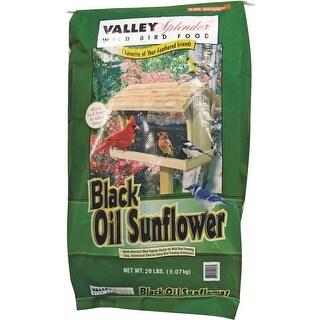 Valley Splendor 20Lb Oil Sunflower Seed