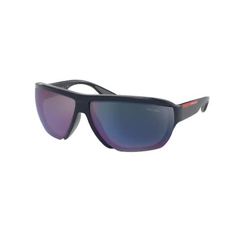 Prada Linea Rossa PS 09VS VY701G 72 Dark Blue Man Pillow Sunglasses