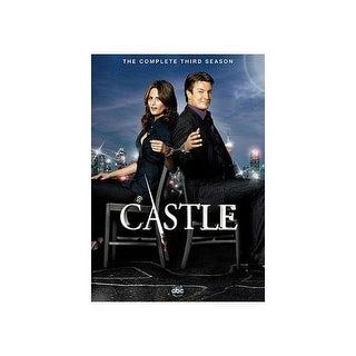 CASTLE-3RD SEASON (DVD/5 DISC/WS/SP-FR-SUB)