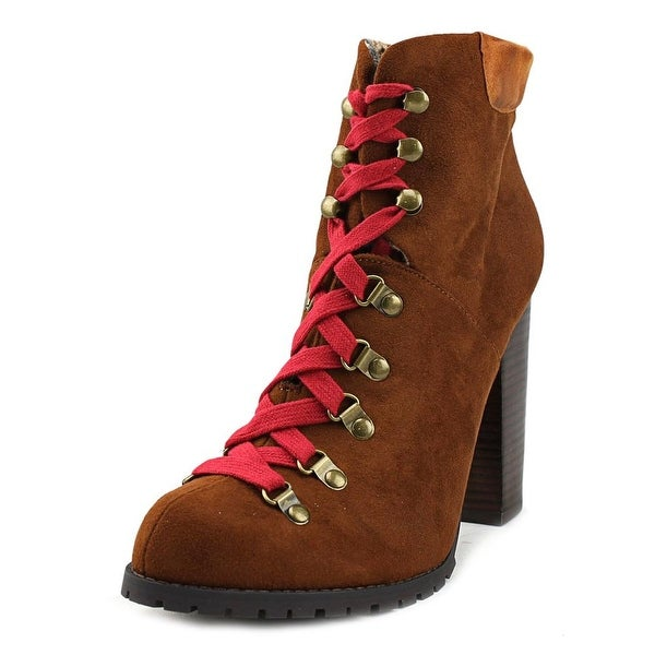Luichiny Anna May Women Whiskey/Misuede Boots