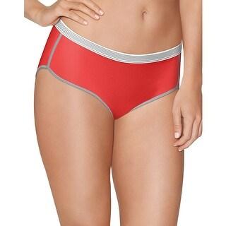Hanes Women's Sport Comfort™ X-Temp® Hipster Panties with Comfort Flex® Waistband 3-Pack - 5