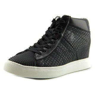 Madden Girl Supastud Round Toe Synthetic Sneakers