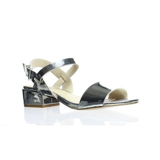 Shellys London Womens Dacey Silver Sandals EUR 37