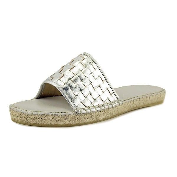 Andre Assous Sari Women Silver Sandals