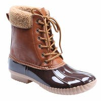 Avanti Women's Jango Lined Duck Boots Rain Boots