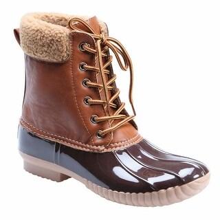 Women's Avanti Jango Lined Duck Style Rain Boots