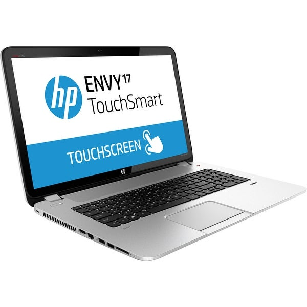 Refurbished - HP ENVY 17-J182NR 17.3 Touch Laptop Intel Core i7-4700MQ 2.4GHz 8GB 1TB W10