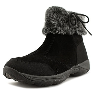 Easy Spirit Elementa Women Black Boots