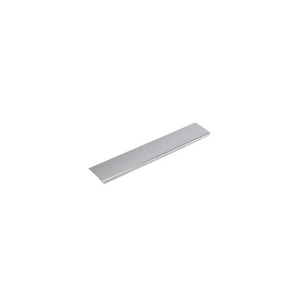 """Kohler K-9331 Groove Aluminum Drain Cover 42"""" - Bright Silver"""