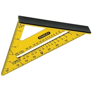 Stanley STHT46010 Dual Color Quick Square, 7""