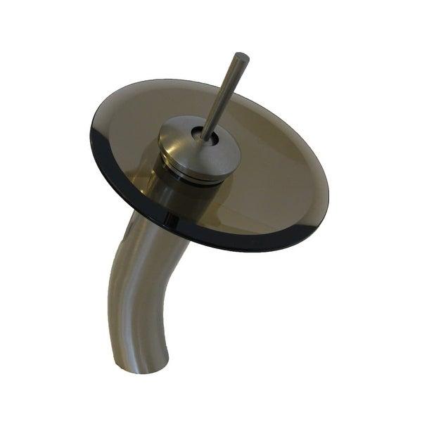 Miseno ML100 Single Handle Waterfall Vessel Faucet