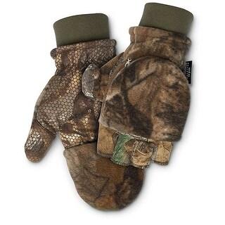Scentlok Fleece Pop Top Glove Mossy Oak Country - X-Large Fleece Pop Top Glove