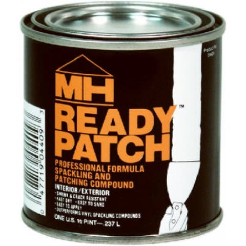 Zinsser 04421 MH Ready Patch Spackling & Patching Compound, 1-Gallon