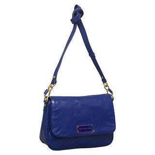 fa0ad4a40aa4 Handbag Materials. Leather · brand  Marc Jacobs · color  Blue ...