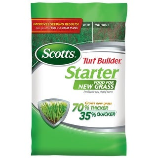 Scotts 21701 Turf Builder Starter Fertilizer, 1M