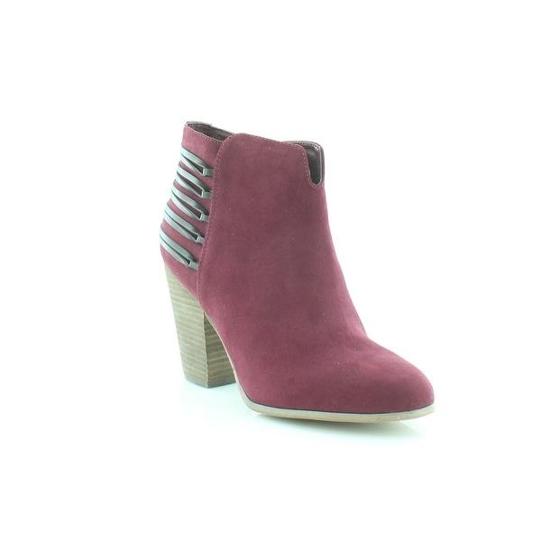 Carlos Santana Hawkins Women's Boots Malbec - 7.5