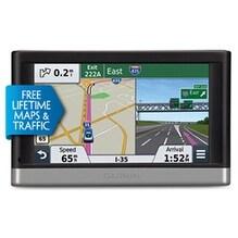 Refurbished Garmin Nuvi 2557LMT GPS Vehicle Navigation System w/ Free Lifetime Map & Traffic Updates