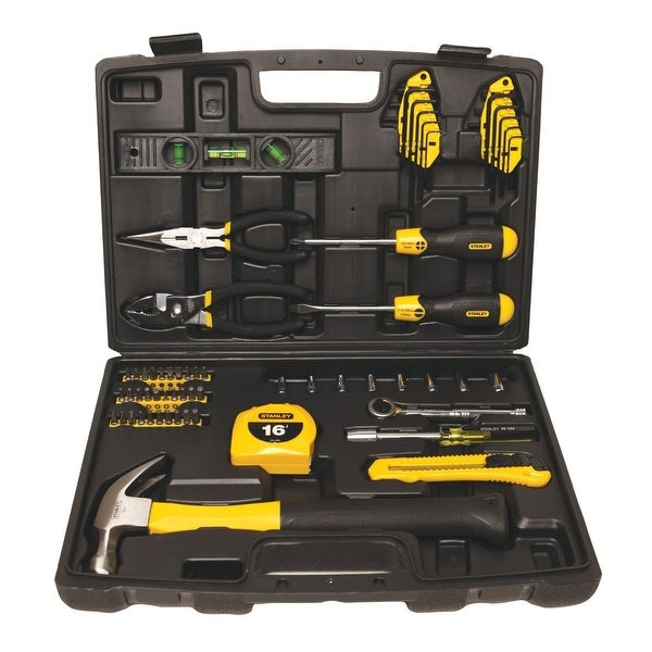 Stanley 94-248 Homeowner's Tool Kit, 65 Piece