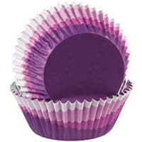 Purple Ombre 36/Pkg - Colorcup Standard Baking Cups