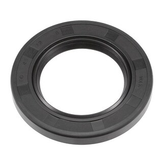 Oil Seal, TC 45mm x 72mm x 8mm, Nitrile Rubber Cover Double Lip - 45mmx72mmx8mm
