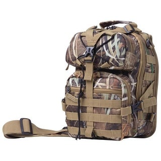 """Link to 11"""" Camo Sling Backpack Similar Items in Backpacks"""