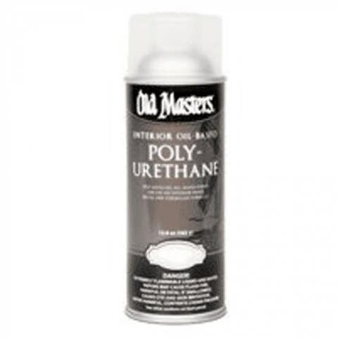 Old Masters 49610 Spray Oil Polyurethane Satin