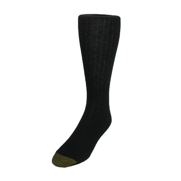 Gold Toe Men's Edinburgh Merino Wool AquaFX Dress Socks (Pack of 3)