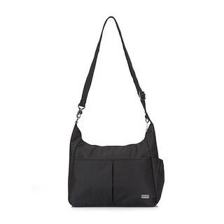 Daysafe Crossbody - Black Anti-Theft Crossbody Bag