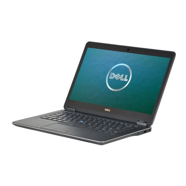 Dell Latitude E7440 Core i5-4300U 1.9GHz 4th Gen CPU 8GB RAM 750GB HDD Windows 10 Pro 14-inch Laptop (Refurbished)