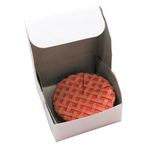 """Doll Food For 18/"""" American Girl Kitchen Accessories CHERRY PIE BAKERY BOX"""