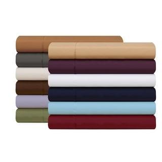 HC Collection Premium 1500 Series Luxury Pillowcase Set (Set of 2)