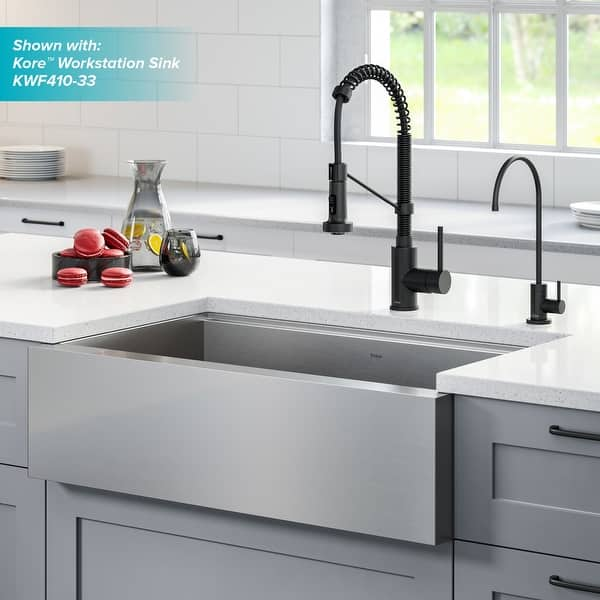 Kraus Ff 100 Purita Drinking Water Dispenser Beverage Kitchen Faucet Overstock 31149406
