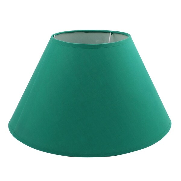 150mm X 300mm 190mm Green Fabric Shell Lamp Shade For Student Reading On Free Shipping Orders Over 45 23103367