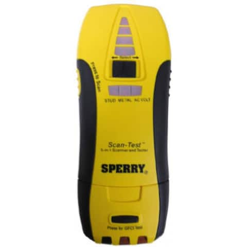 Sperry PD6902 Scan-Test 5-in-1 Multi-Scanner