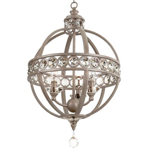 "Park Harbor PHPL5203 16"" Wide 3 Light Single Pendant"