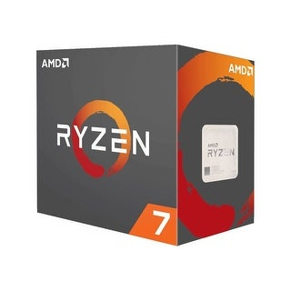 NEW AMD RYZEN 7 1800X 8-Core 3.6 GHz Socket AM4 YD180XBCAEWOF Desktop Processor