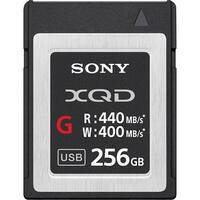 Sony 256GB XQD G Series Memory Card