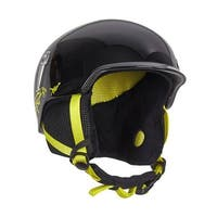 K2 Illusion Youth Kid's Ski Snow Sports Helmet - Black - small