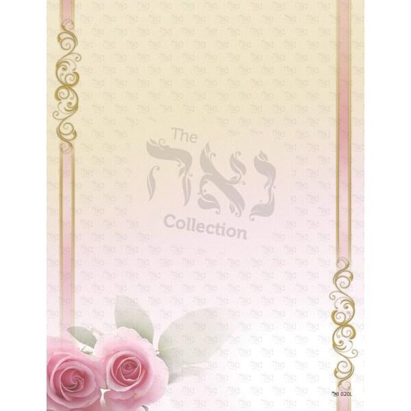 Design paper Soft Rose Size : 8 5x11
