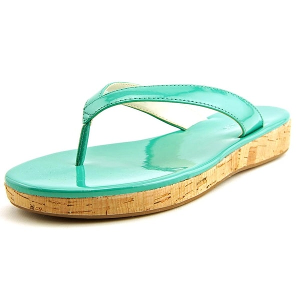 Nine West So Savvy Women Open Toe Synthetic Thong Sandal