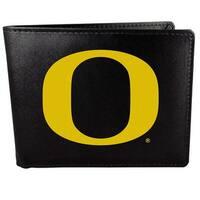 Oregon Ducks Bi-Fold Wallet Logo