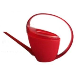 Scheurich 56639 Loop Watering Can, Red, 47 Oz