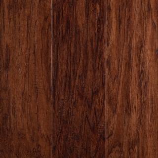 "Mohawk Industries BCE89-HIC  Westland 5"" Wide Handscraped Engineered Hickory Hardwood Flooring - Sold by Carton (28.25"